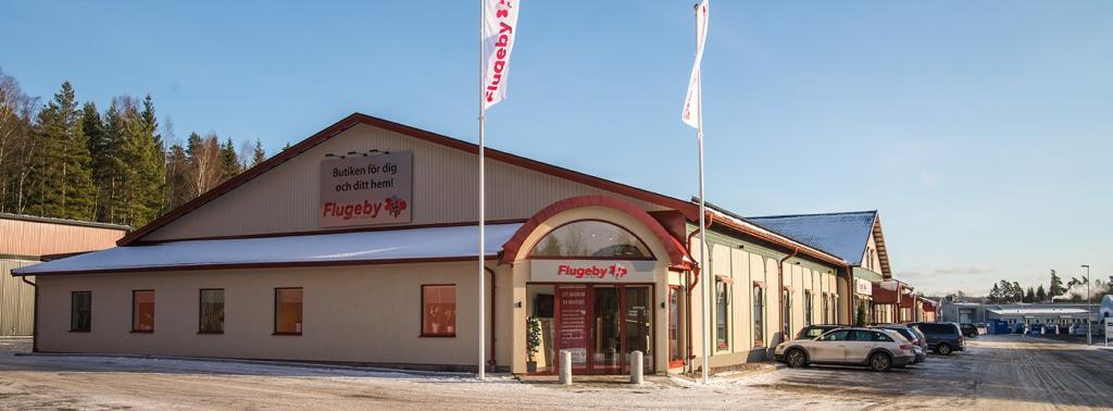 Entré Flugeby Golv, Färg & Trä